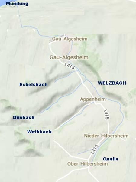 nach: maps.google.de (Gelände)